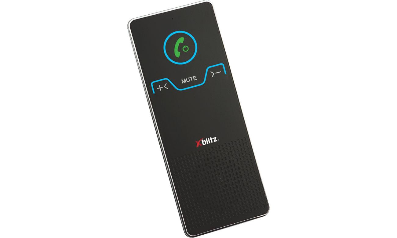 Zestaw głośnomówiący Xblitz X500 10h/10m BT 4.0