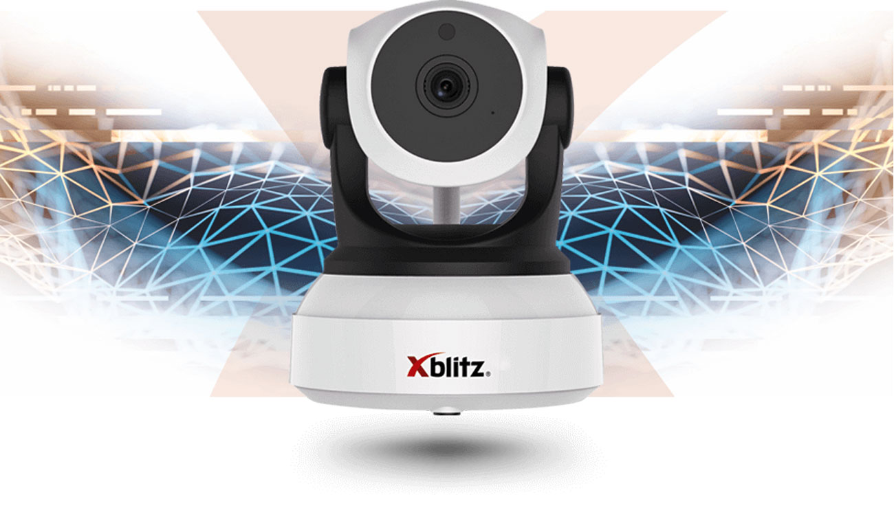 Kamera IP do monitoringu Xblitz iSee 2
