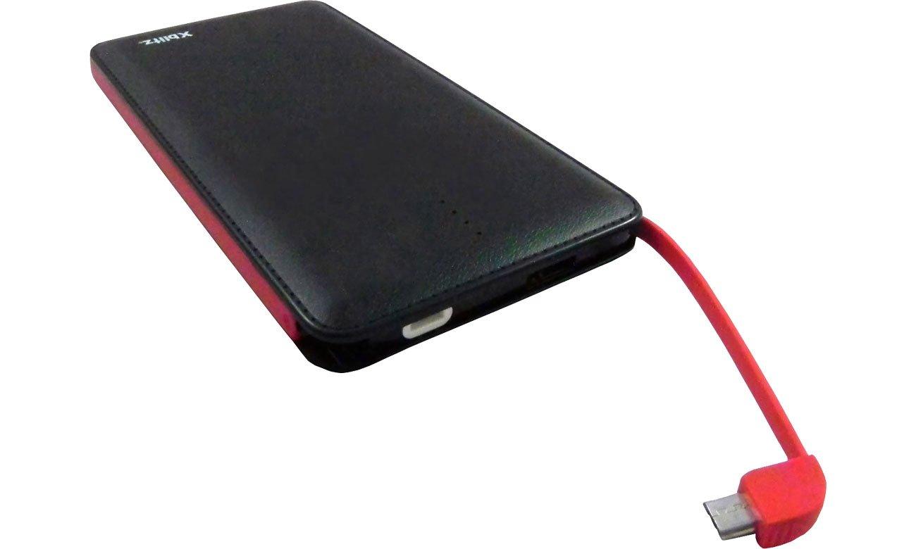 Power Bank Xblitz Kabel micro USB