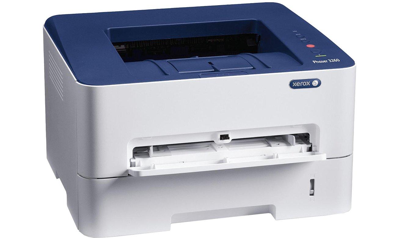 Xerox Phaser 3260 widok od lewej