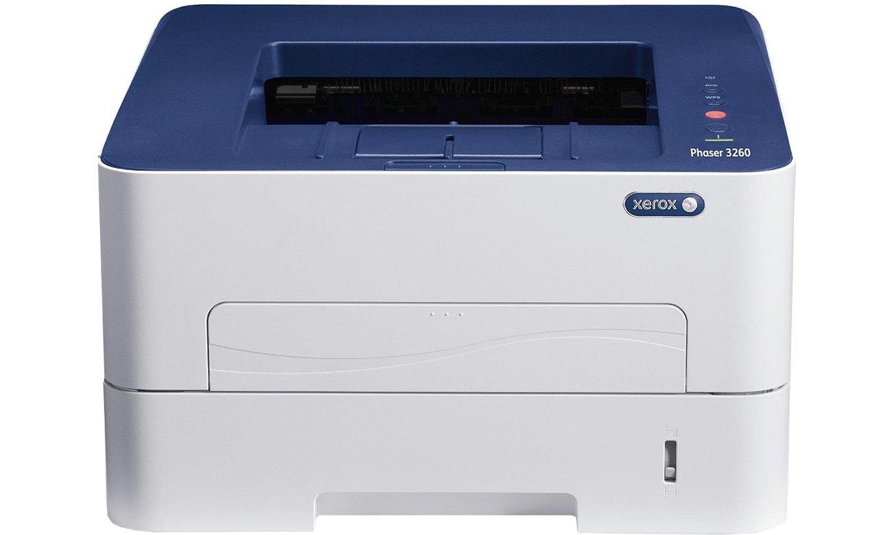 Xerox Phaser 3260 widok z przodu