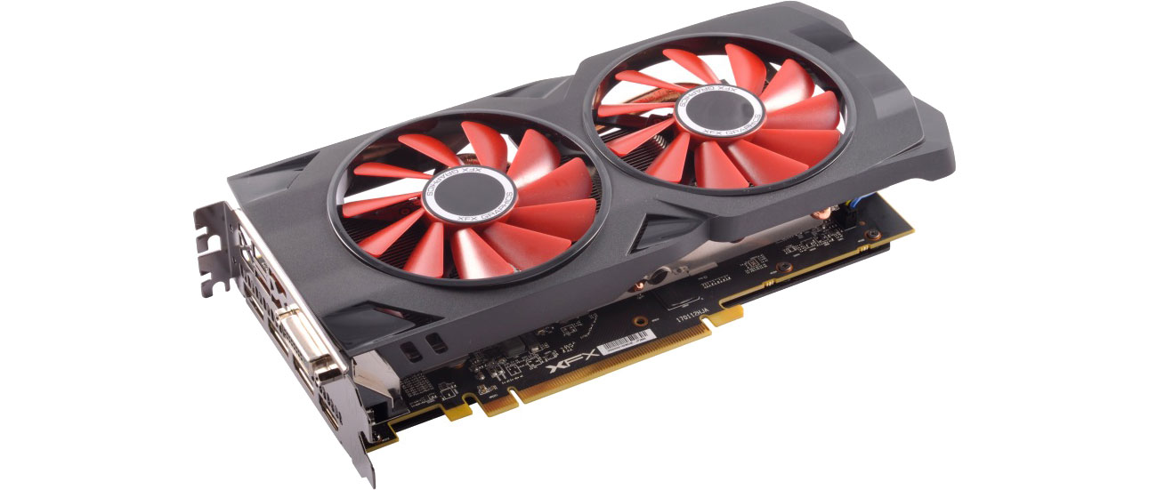Karta graficzna AMD XFX Radeon RX 570 8GB GDDR5 RX-570P8DFD6