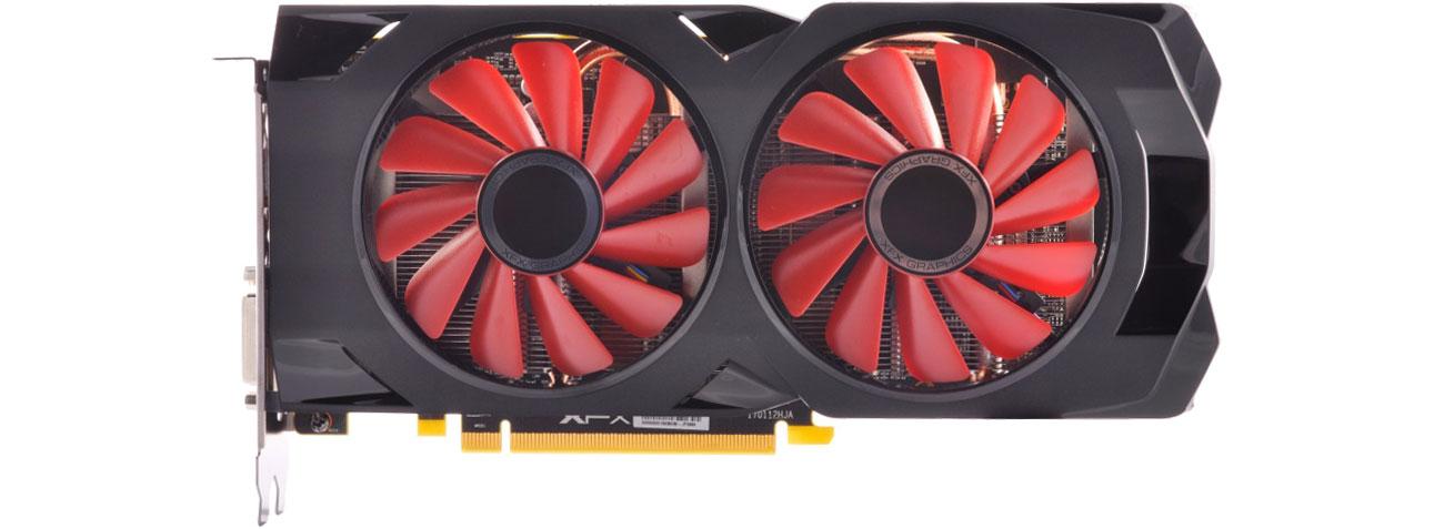 XFX Radeon RX 570 - Chłodzenie