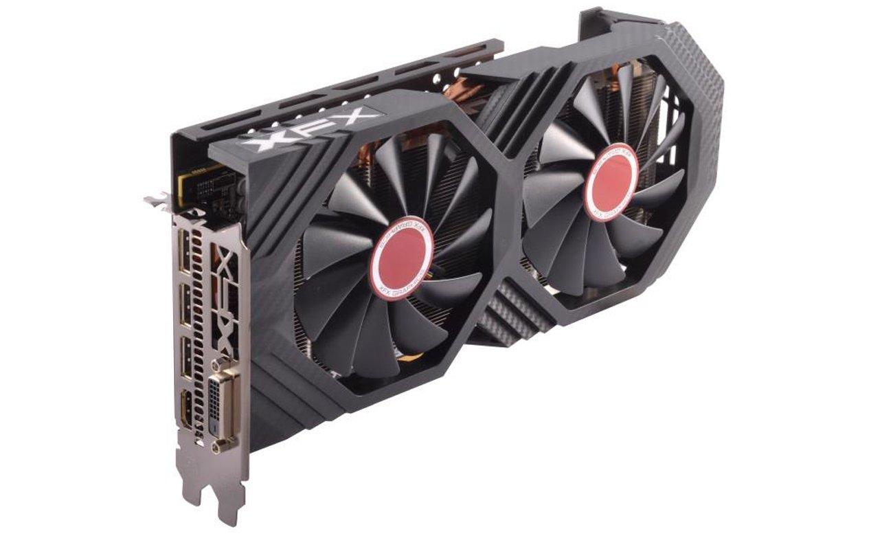 Karta graficzna XFX Radeon RX 580 GTS XXX
