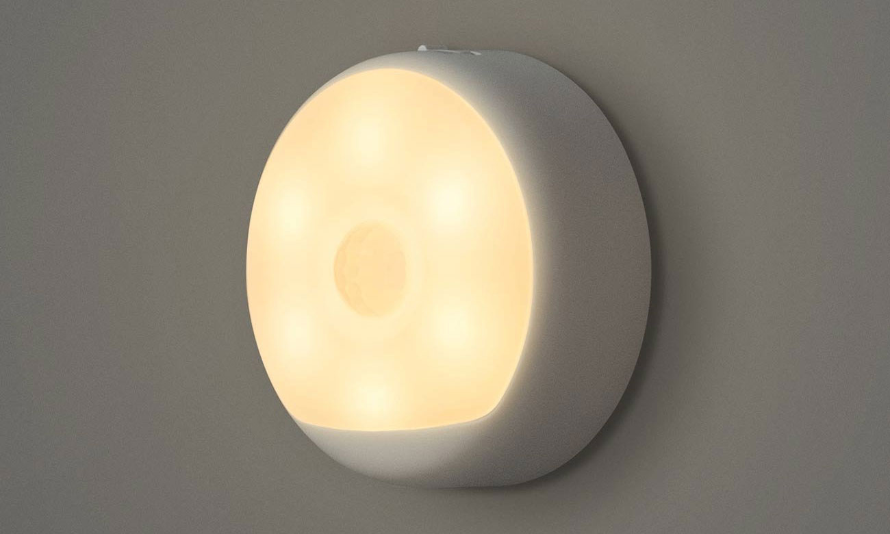 Inteligentne oświetlenie Yeelight Mi Motion-Activated Night Light lampka nocna 16056