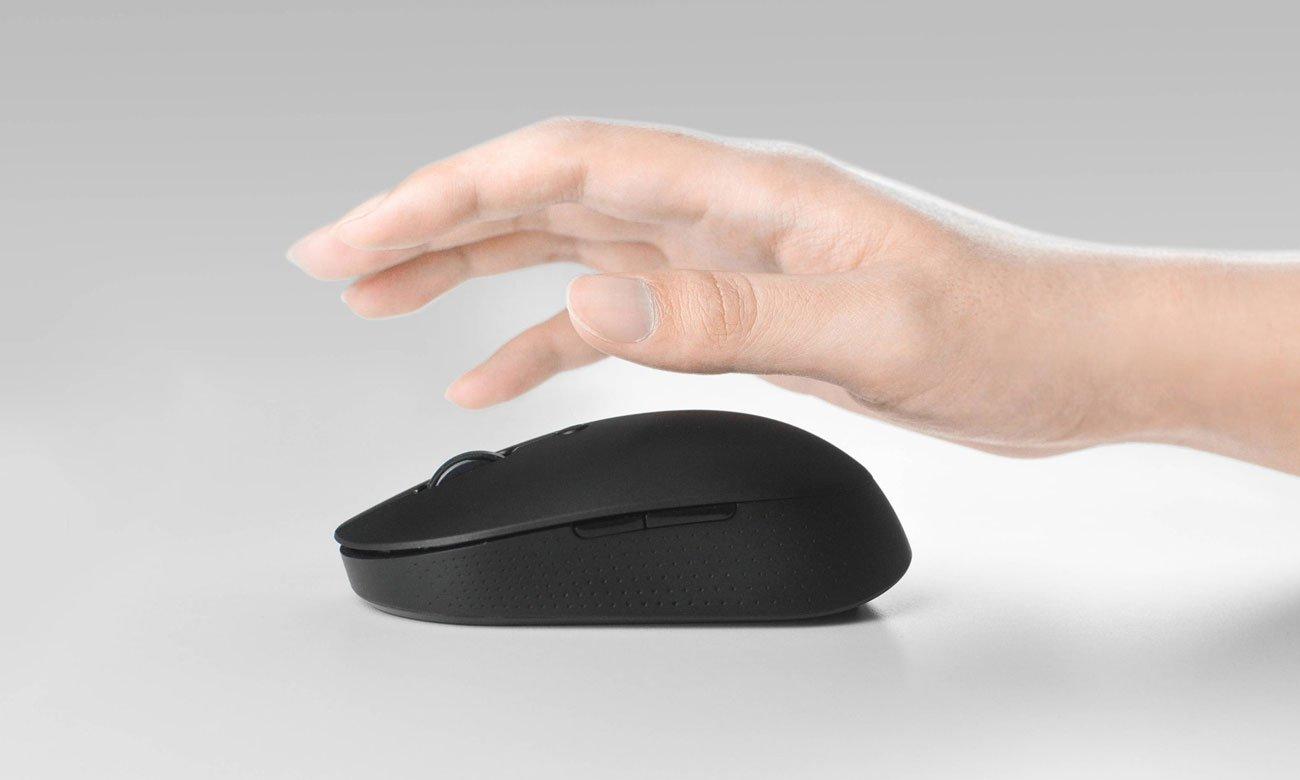 Xiaomi Mi Dual Mode Wireless Mouse Silent Edition czarna