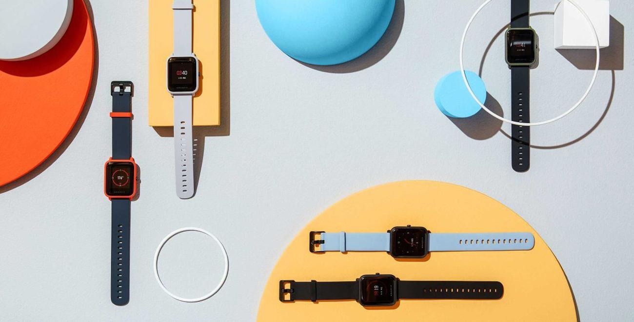 Xiaomi Amazfit Bip lekki wodoodporny zegarek sportowy