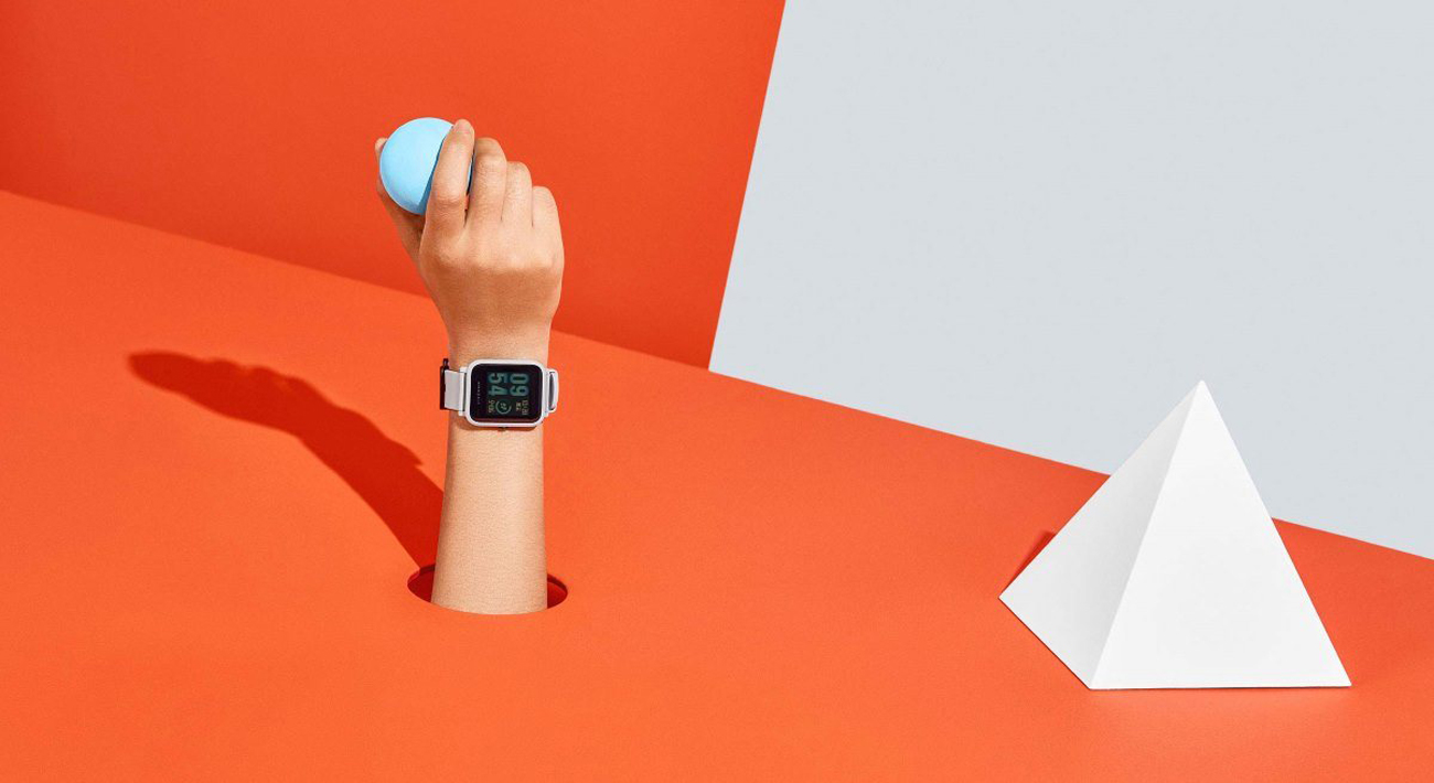 Xiaomi Amazfit Bip 45 dni pracy na jednym ładowaniu