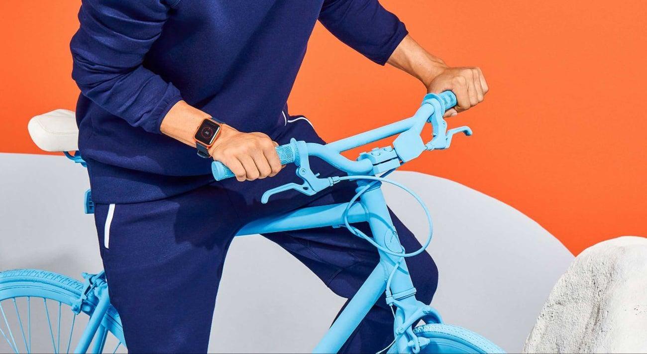 Xiaomi Amazfit Bip czujnik przyspieszenia pulsometr barometr krokomierz