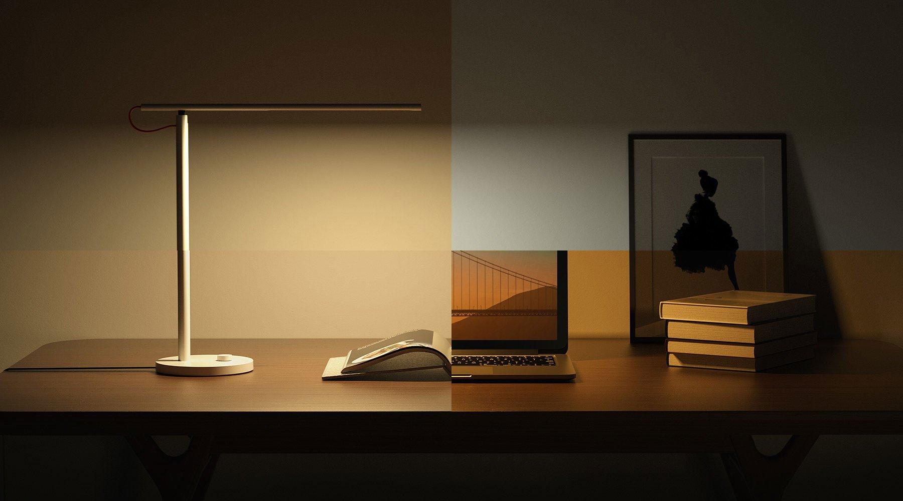 Xiaomi Mi LED Desk Lamp S1 - 4 tryby oświetlenia