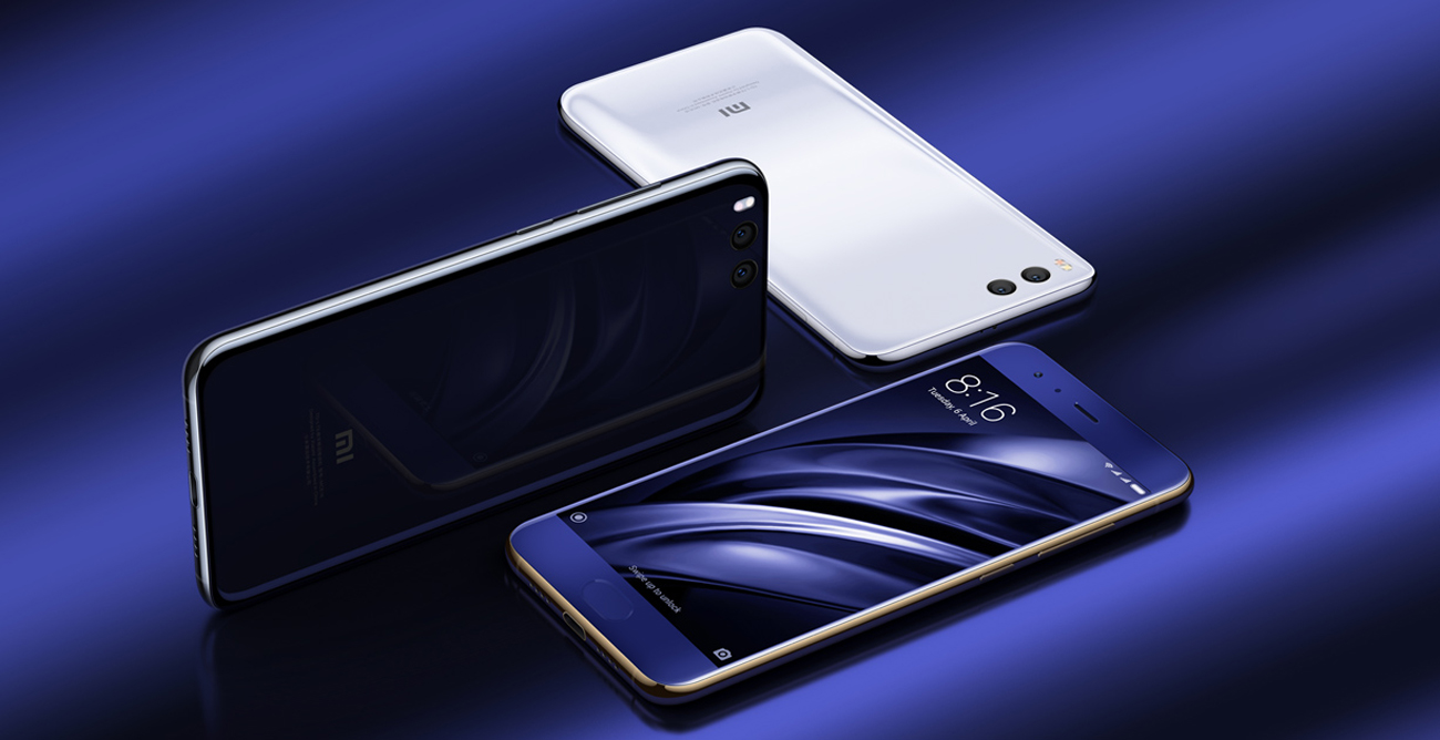 Xiaomi Mi 6 ekran 5,15 IPS Full HD