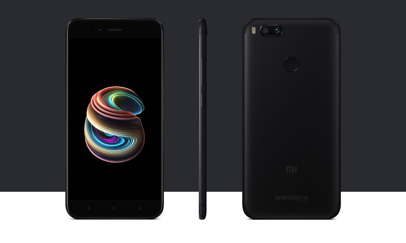 Xiaomi Mi A1 smukła metalowa obudowa