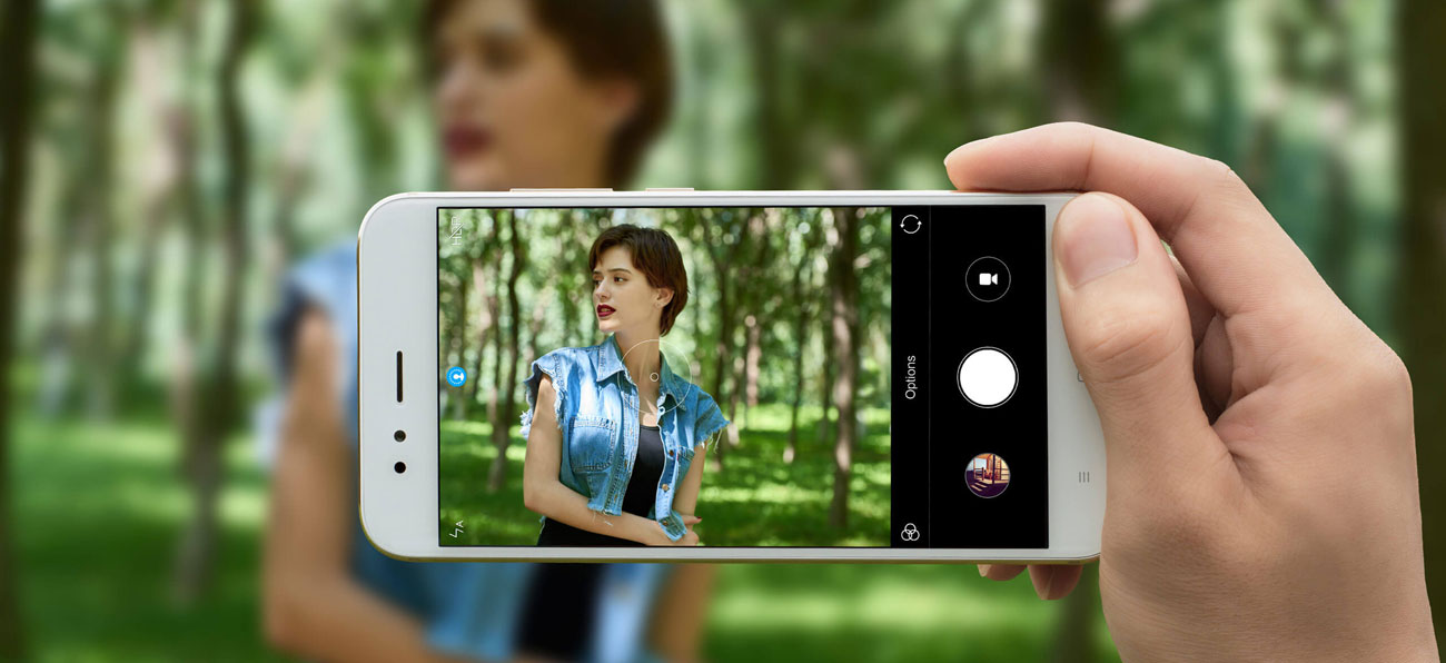Xiaomi Mi A1 beautify 3.0