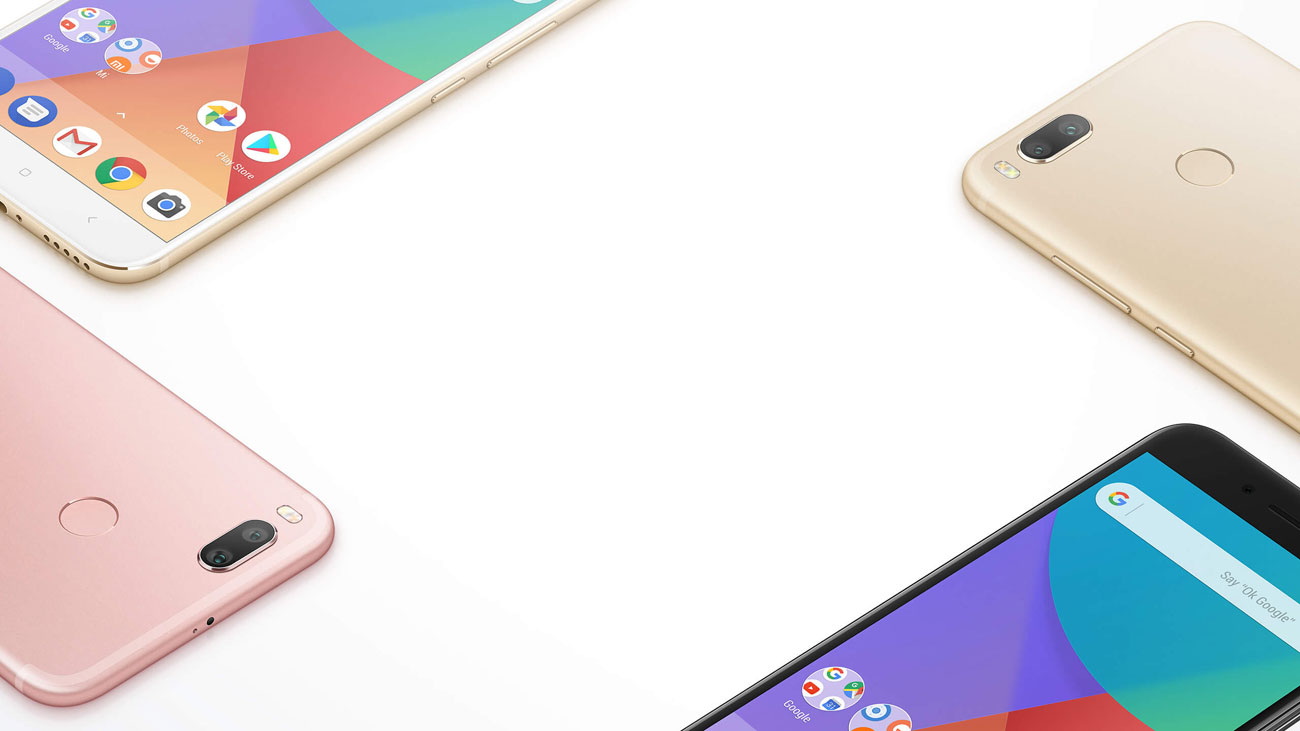 Xiaomi Mi A1 czysty android ONE