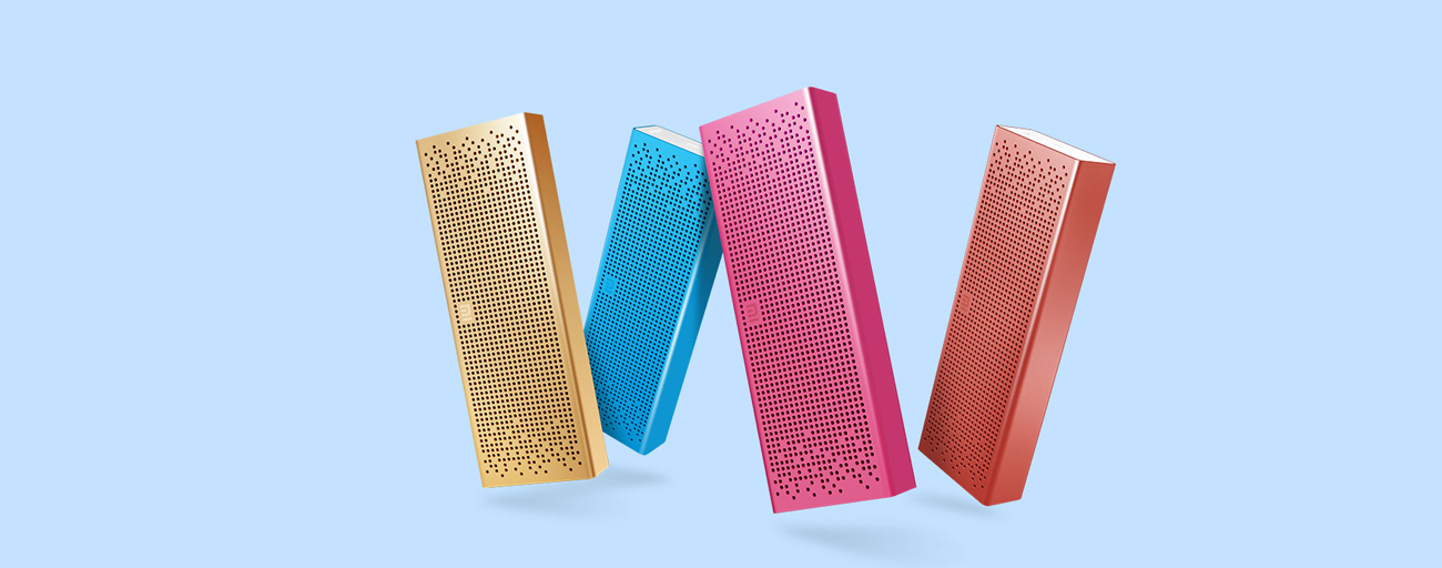 Xiaomi  Mi Bluetooth Speaker Wygląd