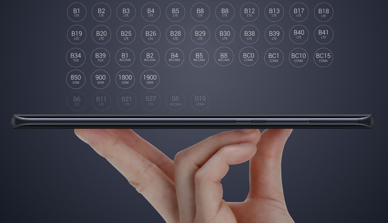 Xiaomi Mi Note 2 128GB LTE B20 800 MHz
