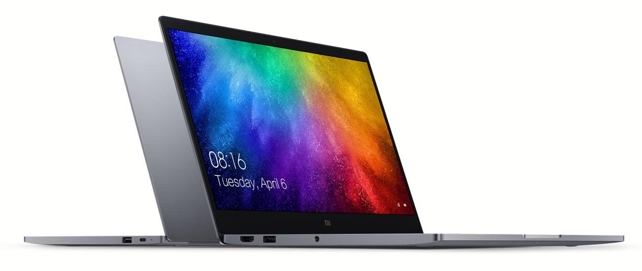 Xiaomi Mi Notebook Air bateria 9 godzin pracy