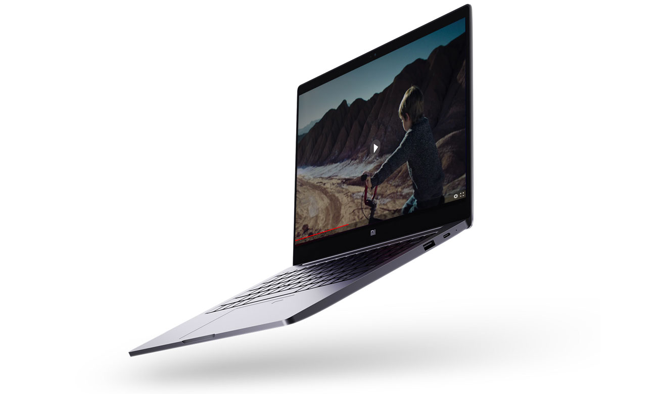 Xiaomi Mi Notebook Air dolby audio surround