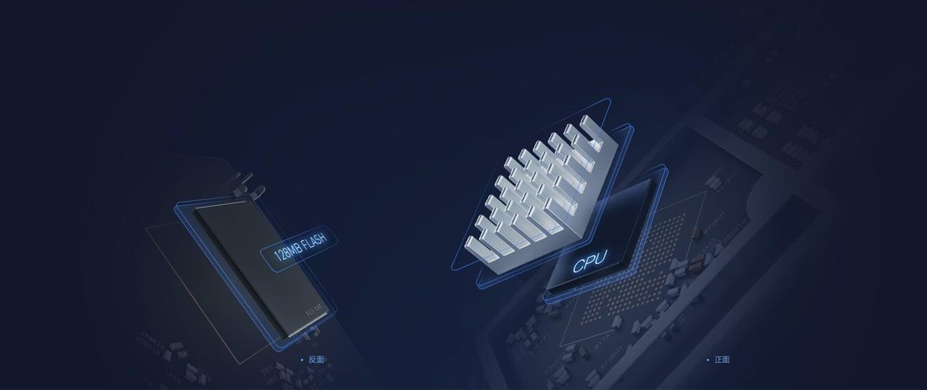 Xiaomi Mi Router 3 wydajne podzespoły