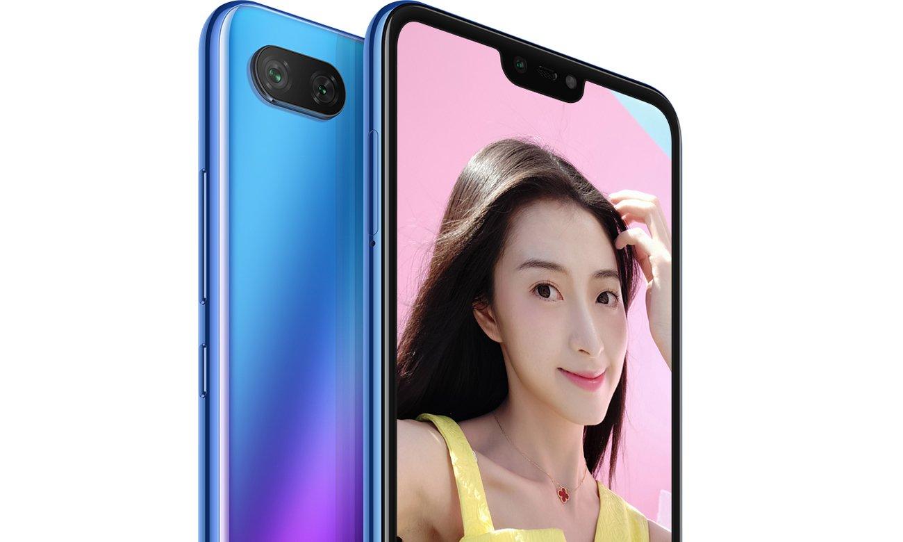 Xiaomi Mi 8 AI dual camera 2x12 Mpix