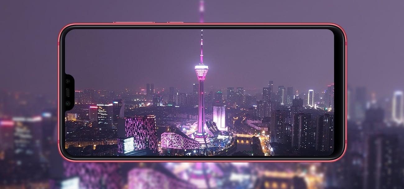 Xiaomi Mi 8 dual GPS