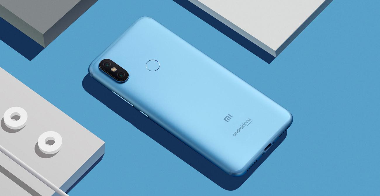 Xiaomi Mi A2 minimalistyczny design rewolucyjny ekran