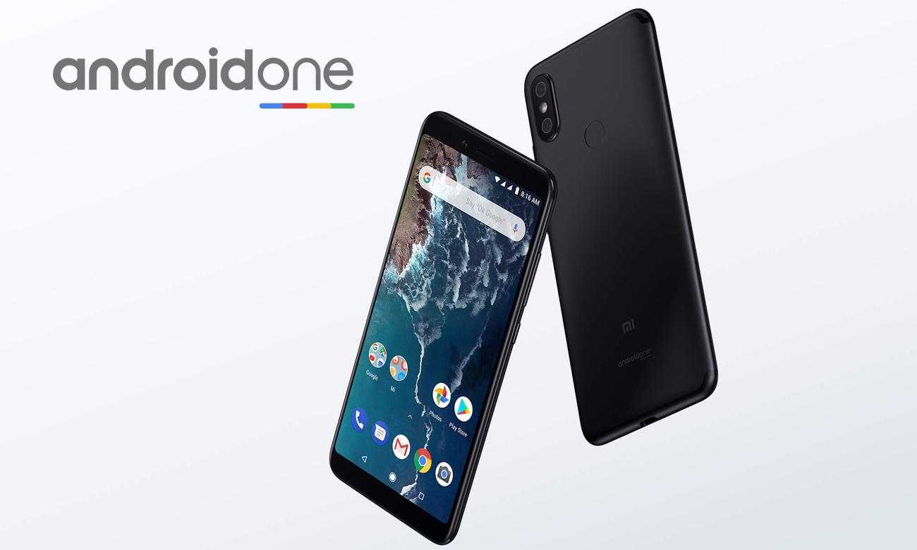 Xiaomi Mi A2 czysty android one