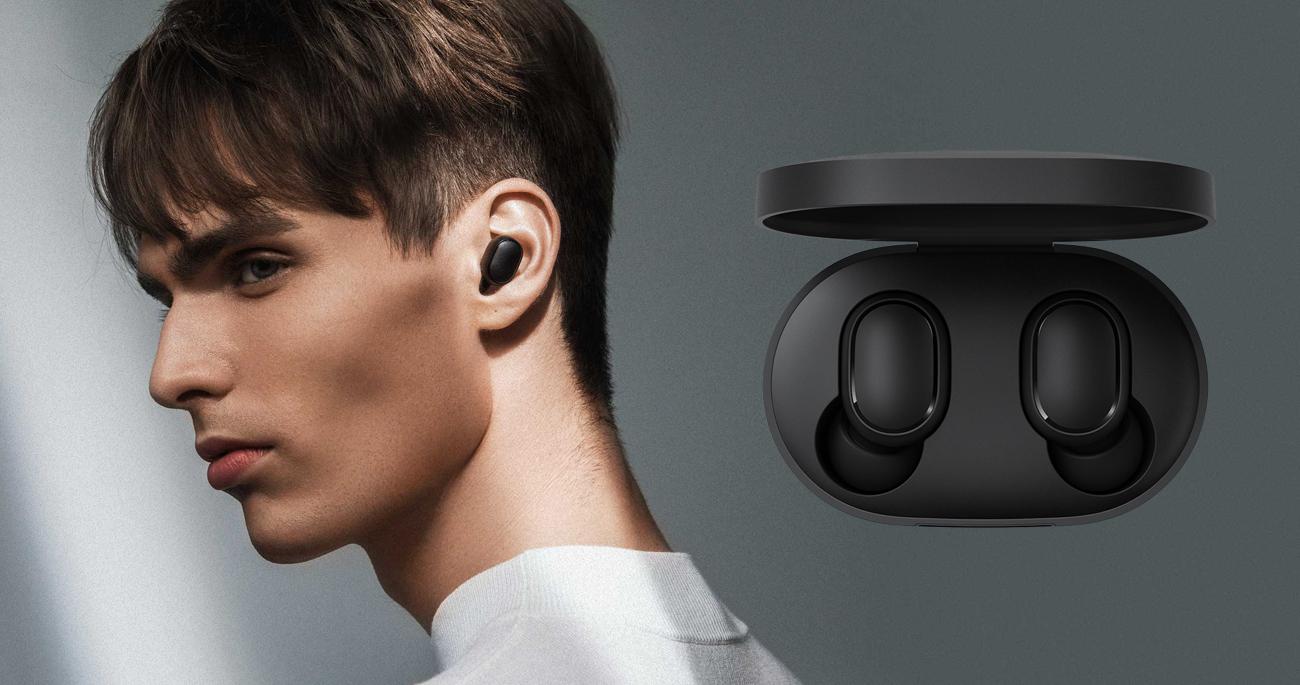 Xiaomi Mi AirDots bezprzewodowe słuchawki bluetooth