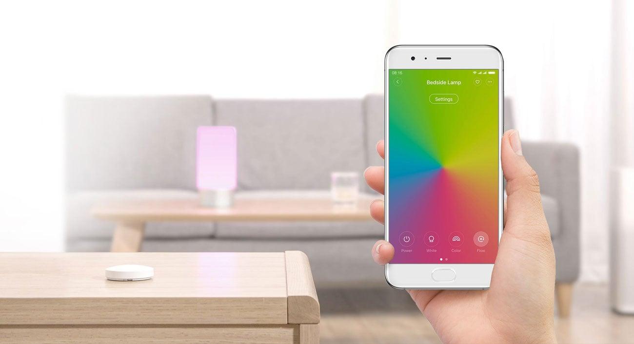 Mi Bedside Lamp Aplikacja Mobilna