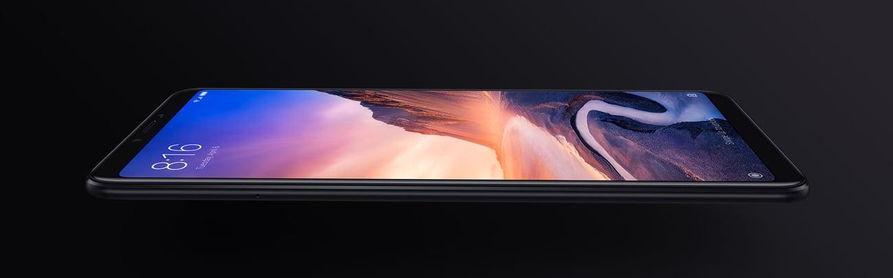 Xiaomi Mi Max 3 ogromny panoramiczny ekran 6,9