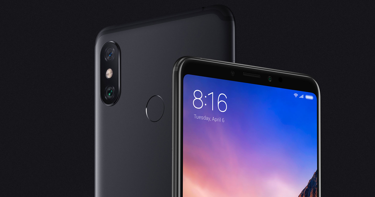 Xiaomi Mi Max 3 aparat 12 + 5 Mpix sztuczna inteligencja