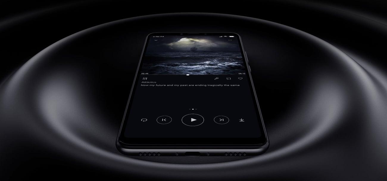 Xiaomi Mi Max 3 dźwiek stereo