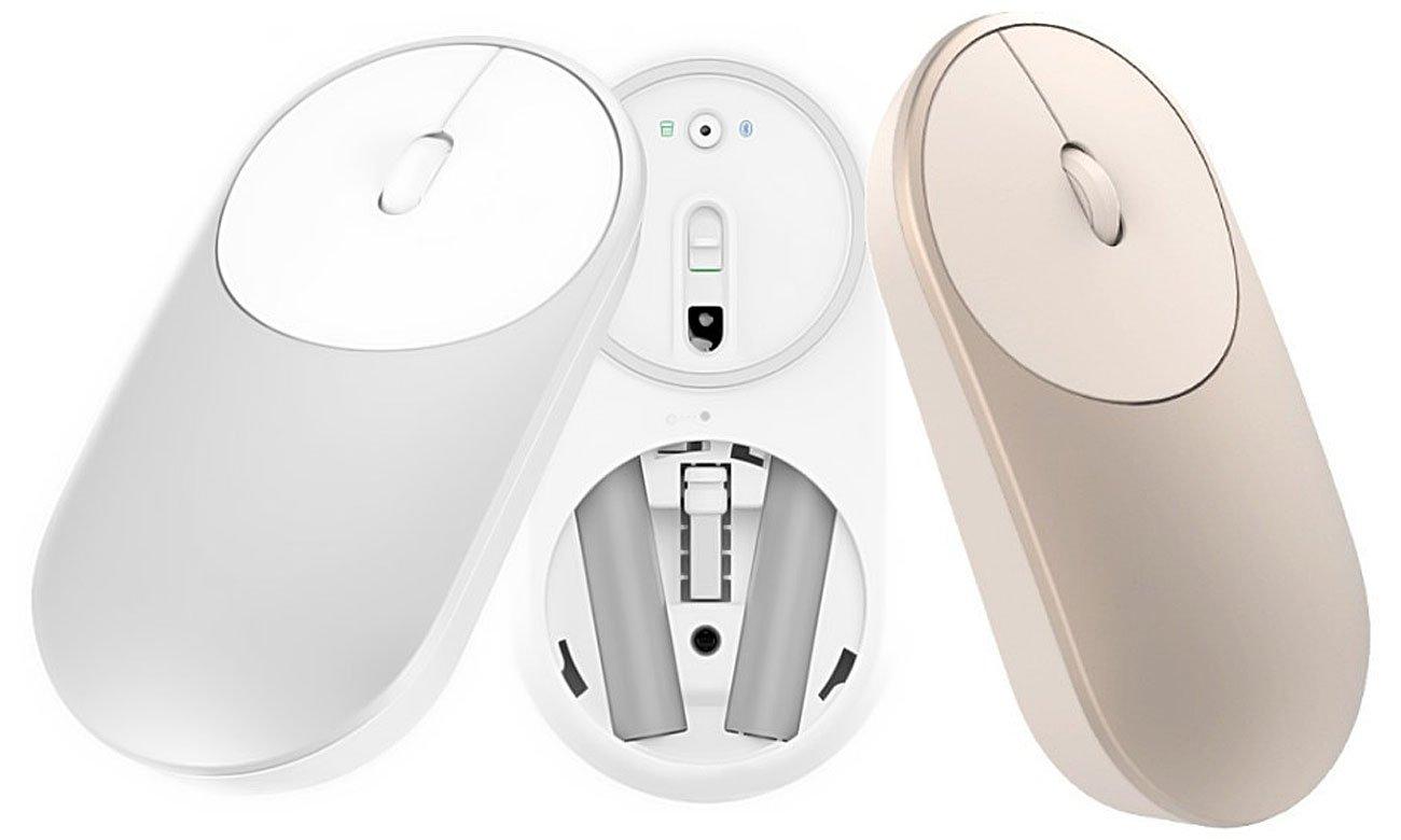 Mi Portable Mouse Ergonomiczny design Niska waga