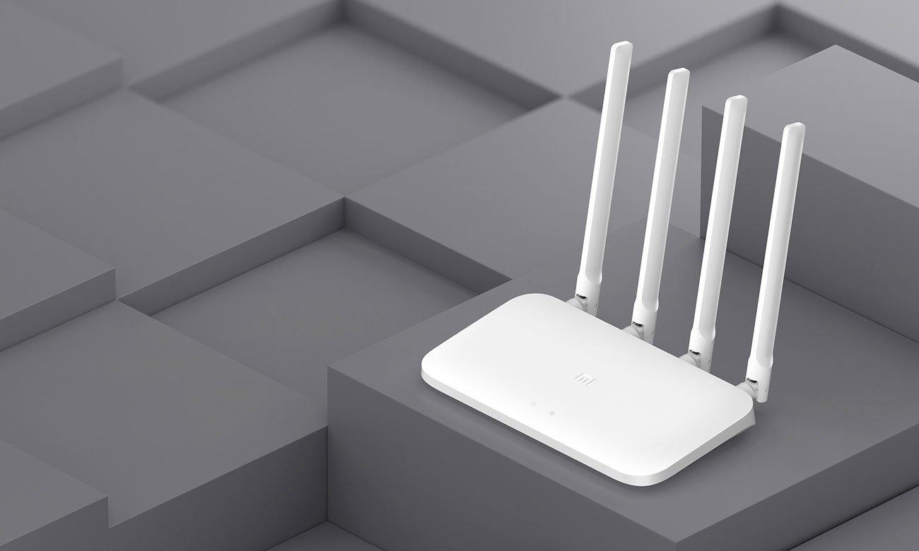 Grafika Mi Router 4A 1200 Mbs