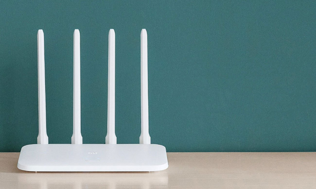 Grafika Mi Router 4C