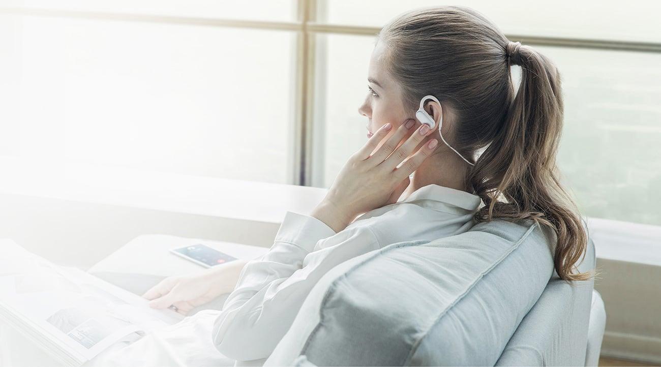 Nieprzerwane słuchanie muzyki przez 7 godzin