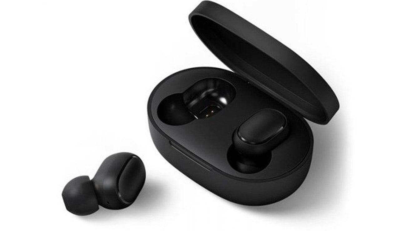 Słuchawki Xiaomi Mi True Wireless Basic 2 Czarne