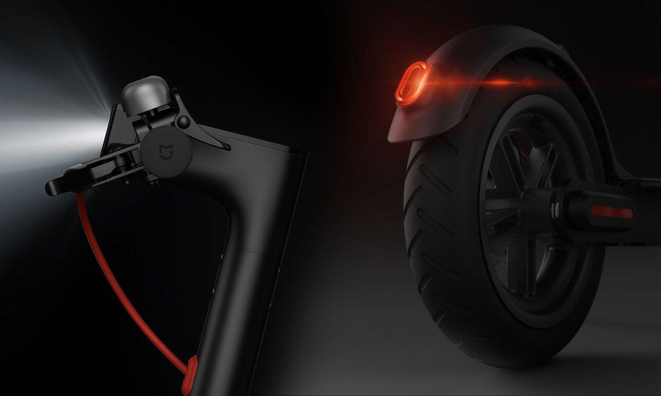 Xiaomi MiJia Scooter Oświetlenie LED