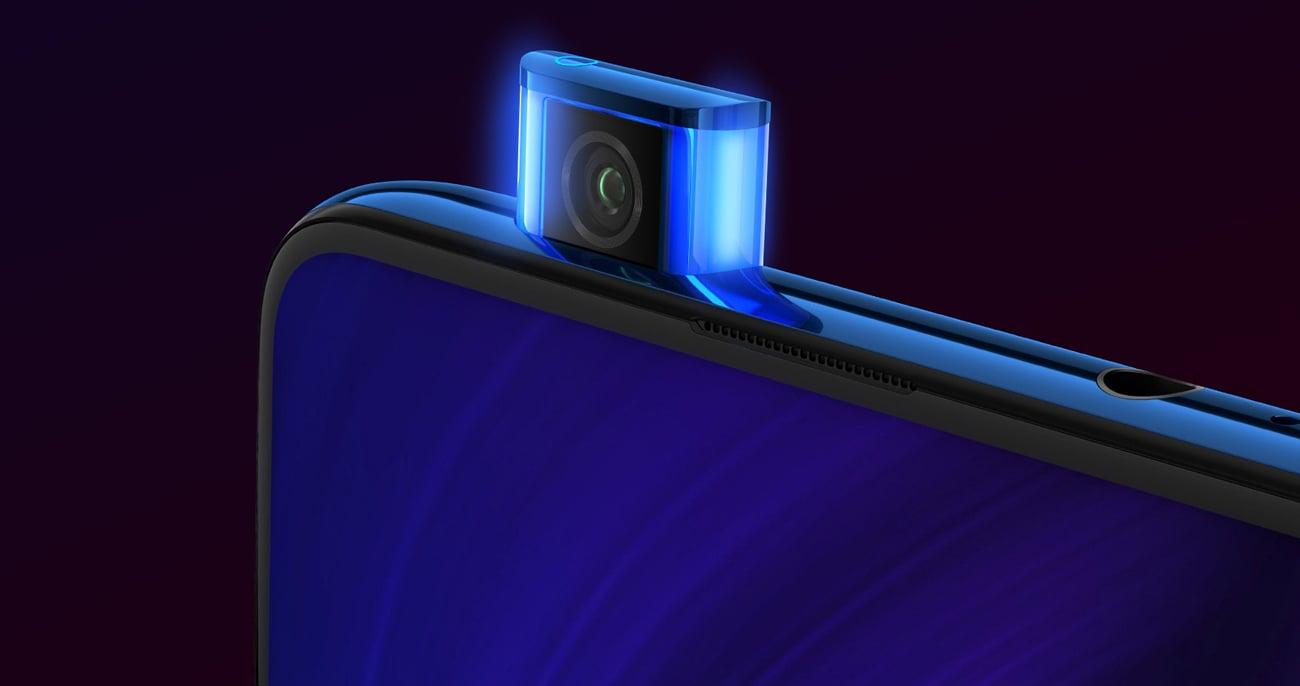 Xiaomi Mi 9T Pro pop up kamera 20 Mpix