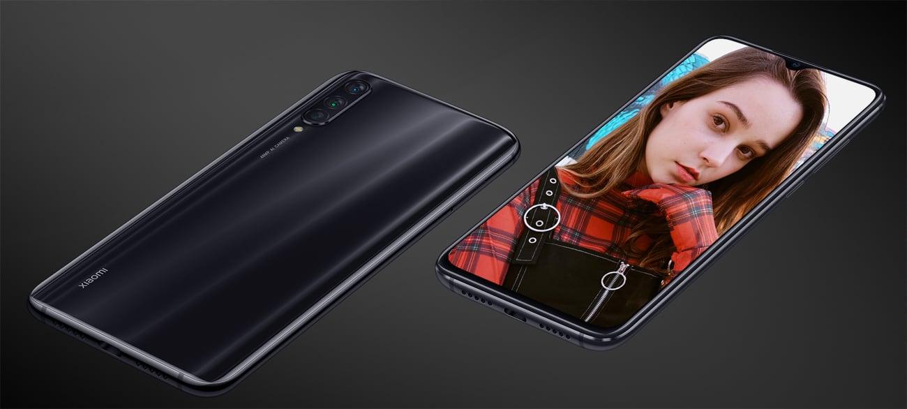 Xiaomi Mi 9 lite kamera selfie 32 Mpix