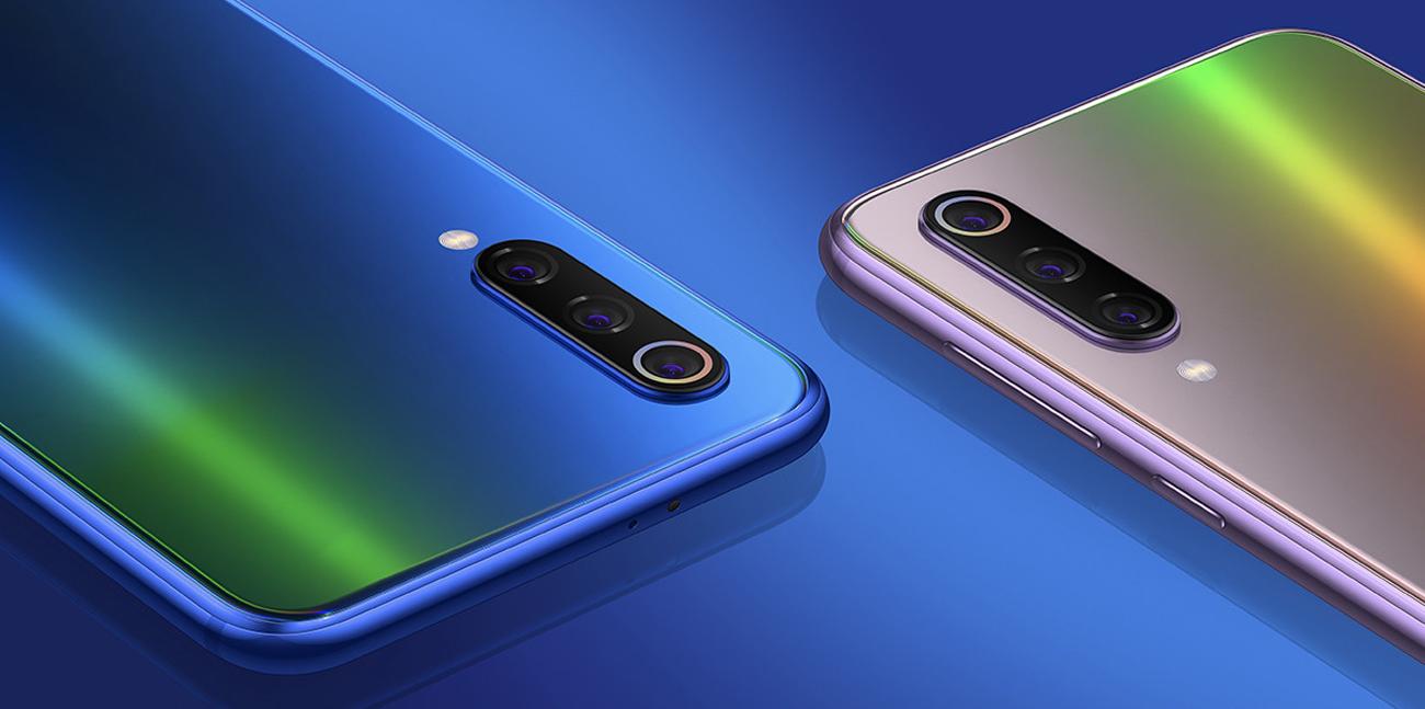 Xiaomi Mi 9 se holograficzna obudowa ze szkła i metalu