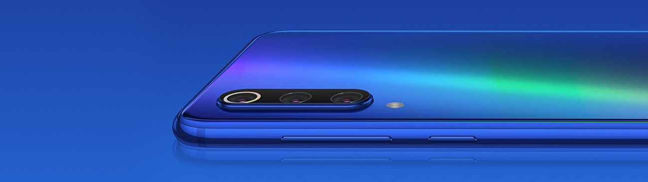 Xiaomi Mi 9 se potrojna kamera teleobiektyw AI