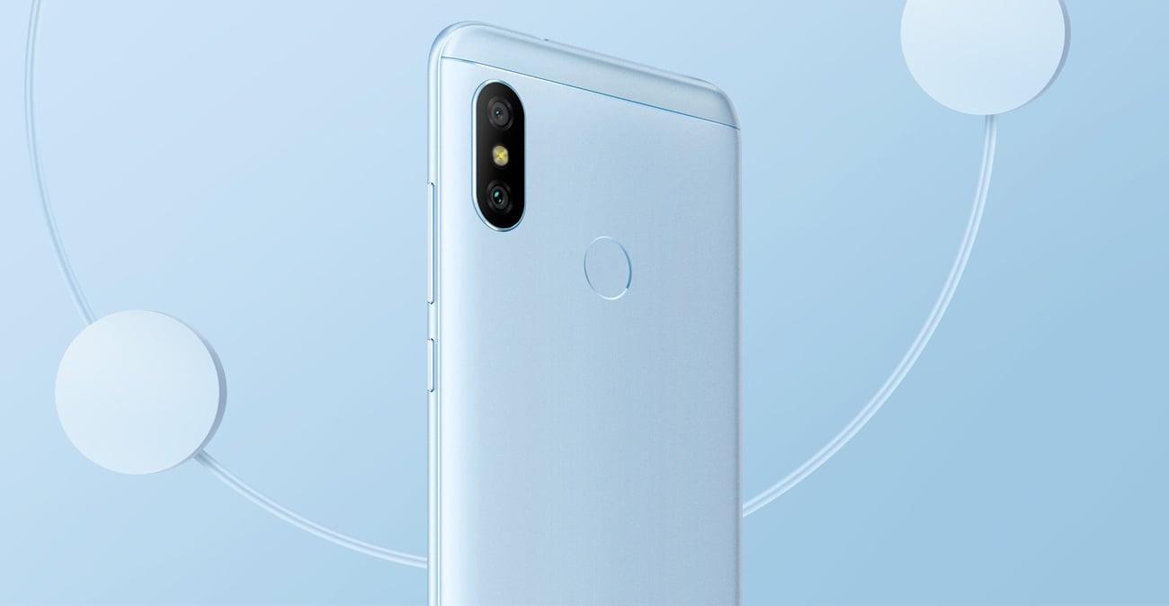 Xiaomi Mi A2 Lite podwójny aparat AI