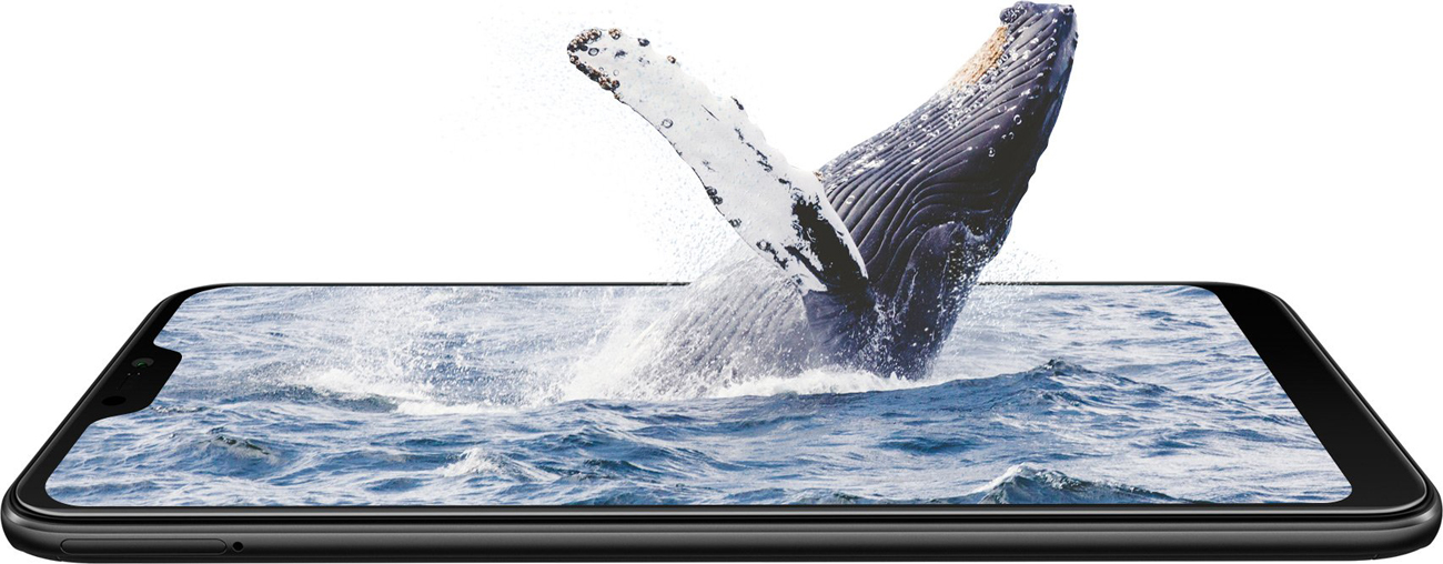 Xiaomi Mi A2 Lite ekran 2,5D full hd