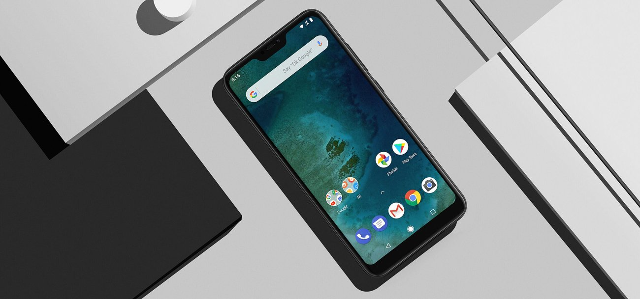 Xiaomi Mi A2 Lite czysty android one