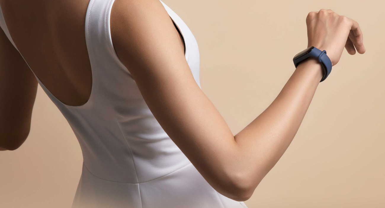 Xiaomi Mi Band 3 bateria 110 mAh