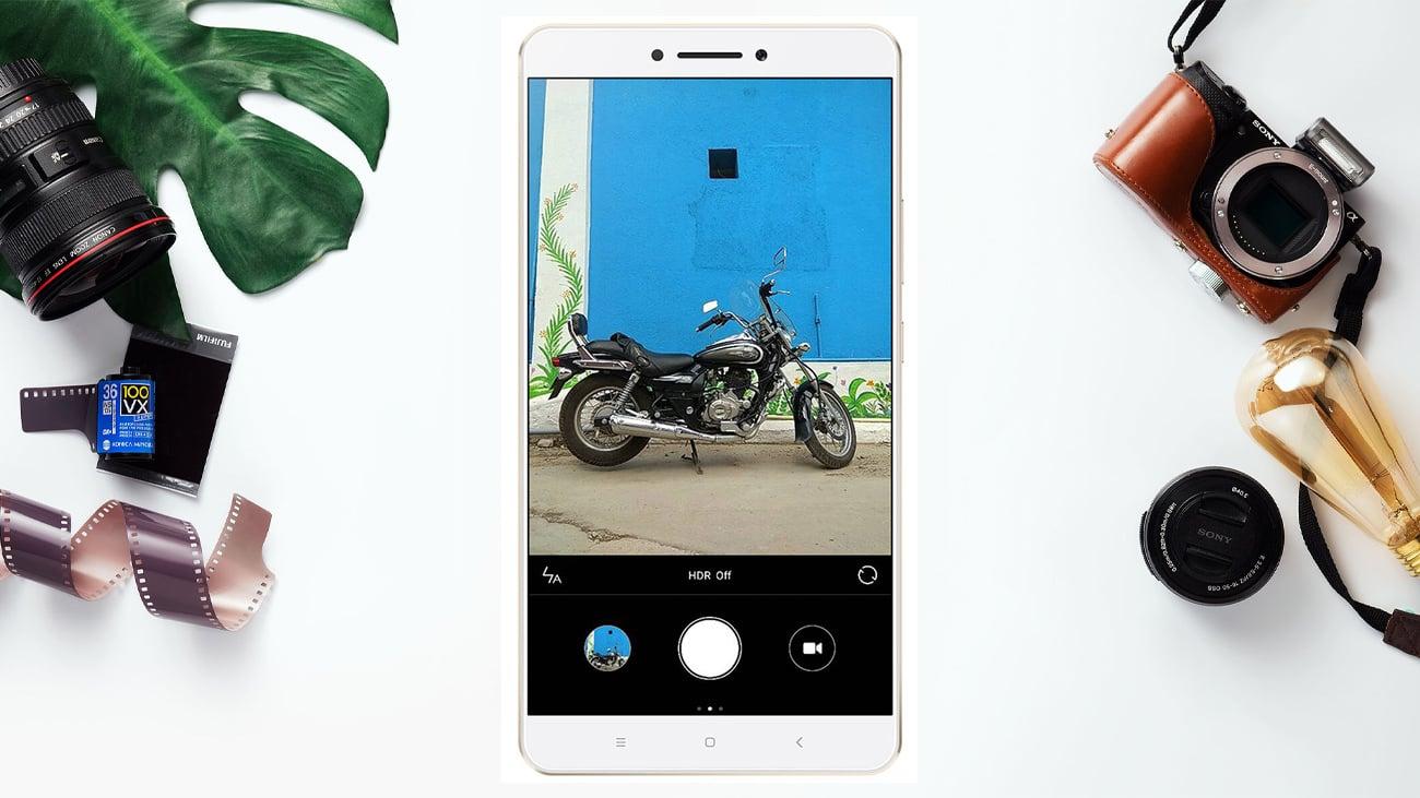 Rewelacyjny aparat 16 Mpix w Xiaomi Mi Max