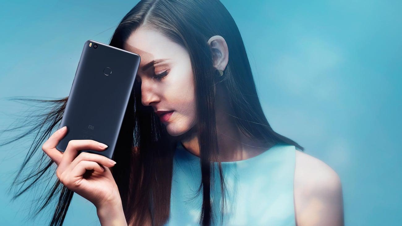 Xiaomi Mi Max 2 metalowa obudowa unibody