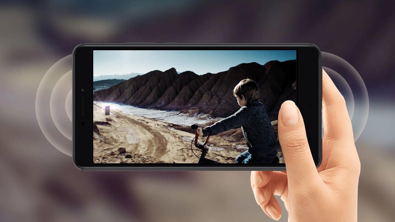 Xiaomi Mi Max 2 głośniki stereo