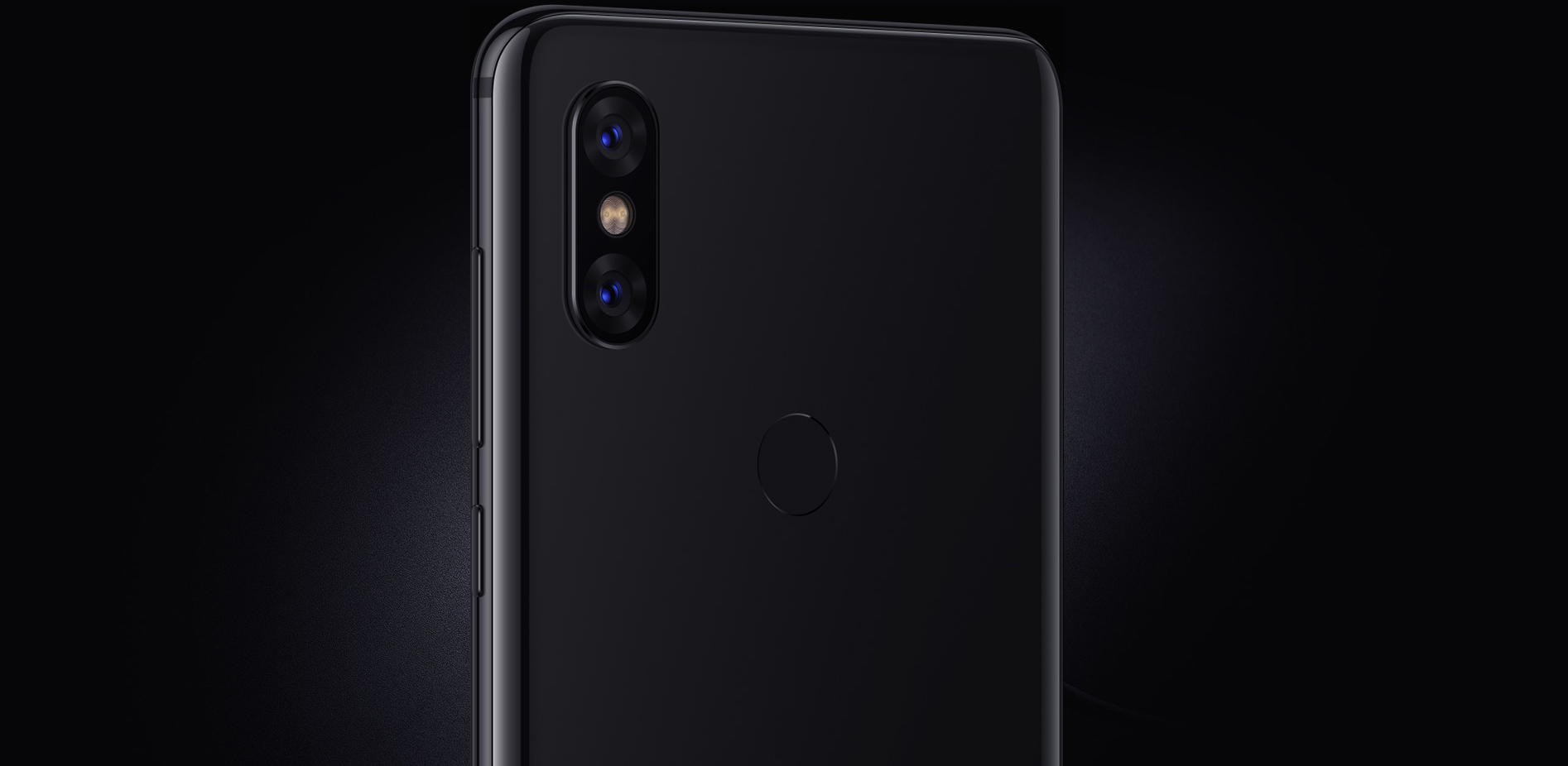 Xiaomi Mi Mix 3 dwa podwójne aparaty AI z sensorami SONY